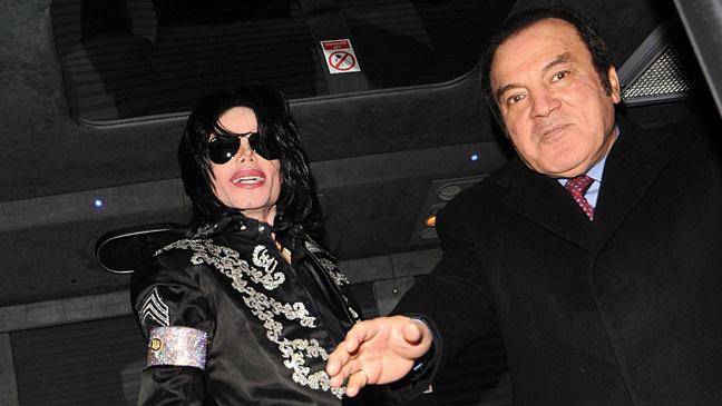 Michael Jackson & Tohme Tohme