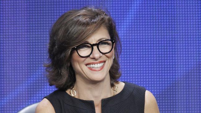 Nina Tassler - CBS TCA - H 2012