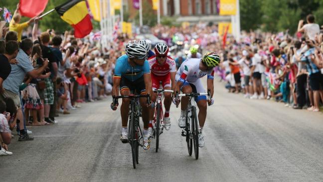 Olympics Cycling 2012 - H
