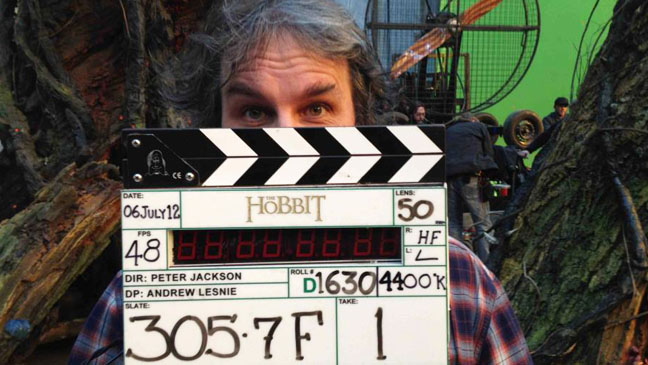 Peter Jackson The Hobbit - H 2012