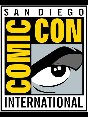 San Diego Comic-Con Logo - P 2012