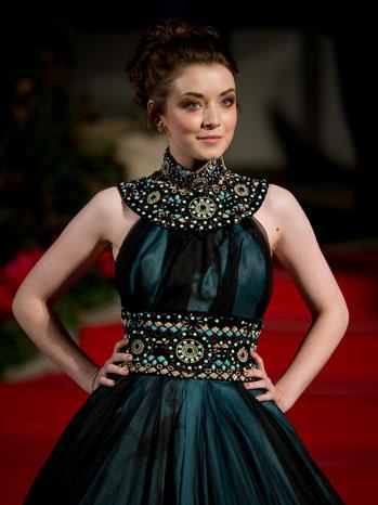 Sarah Bolger Red Carpet - P 2012