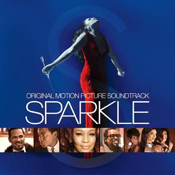 Sparkle soundtrack cover P