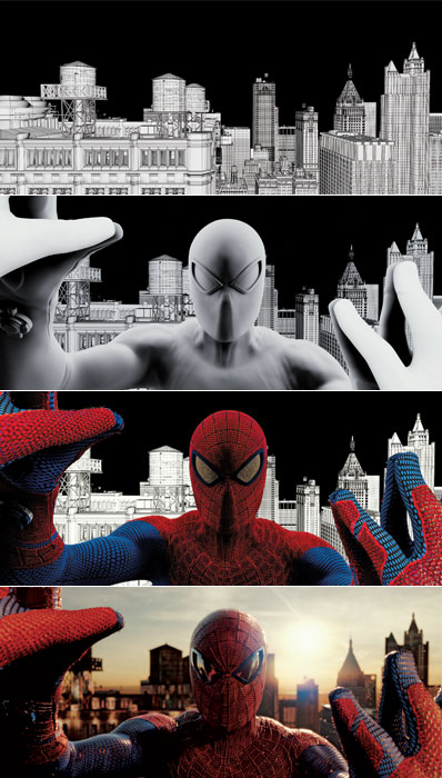 2012-24 BKLOT Imageworks Spider-Man P IPAD