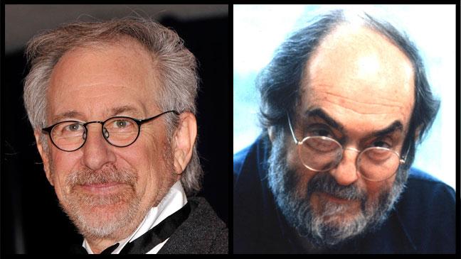 Steven Spielberg, Stanley Kubrick - H 2012