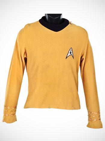 Star Trek Yellow Shirt - P 2012
