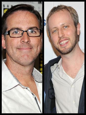 Steve Franks and Andrew Lenchewski Split - P 2012