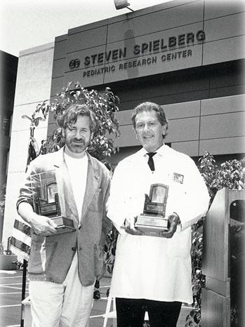 Steven Spielberg Pediatric Research Center - P 2012