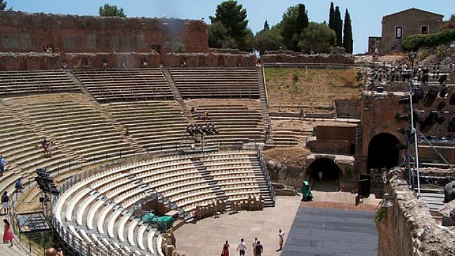 Taormina Teatro Antico - H 2012