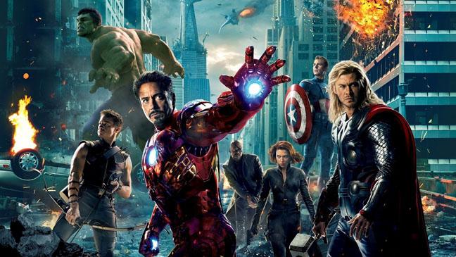 The Avengers Cast Photo - H 2012