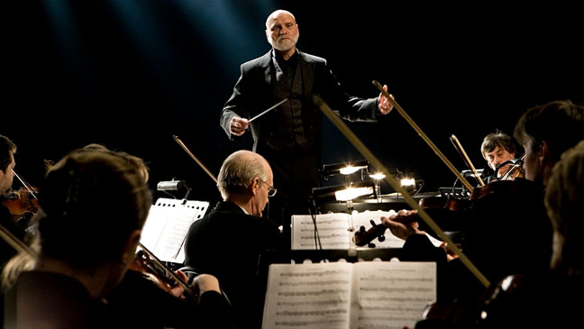 The Conductor Orchestra Still - H 2012