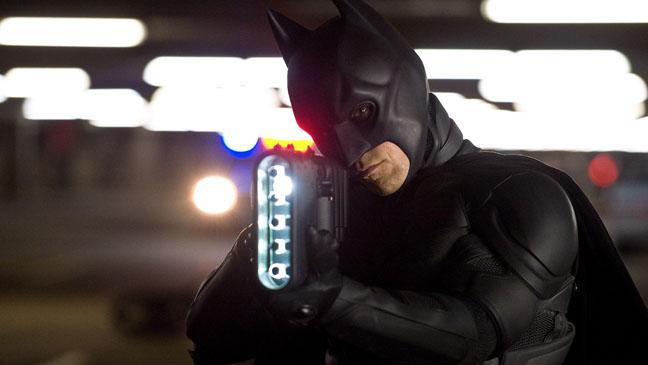 The Dark Knight Rises Still - H 2012