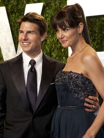 Tom Cruise Katie Holmes Divorce - P 2012