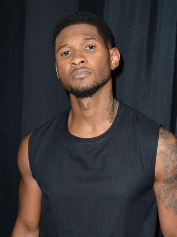 Usher - BET Awards - P 2012