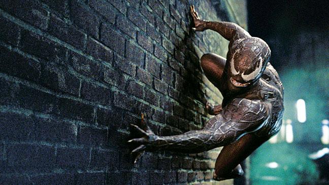 SPIDEY'S BAD GUYS: Venom