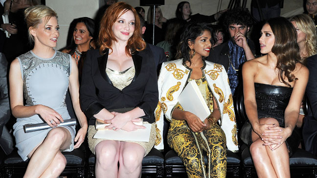 Paris Fashion Week How Much Celebrities Get Paid To Sit In The Front Row Hollywood Reporter