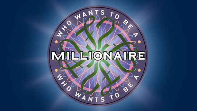 Who wants to be a millionaire logo - H 2012