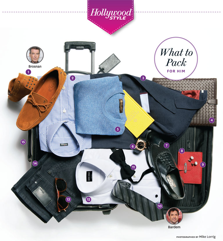 2012 - 30 STY What to Pack Venice Men Infographic iPad
