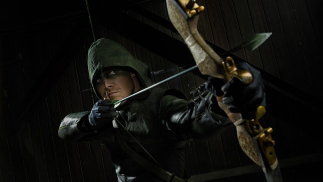 'Arrow' (CW)