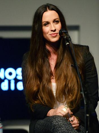 Alanis Morissette at Sonos Studio - P 2012