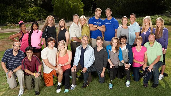 The Amazing Race Season 21 Cast - H 2012
