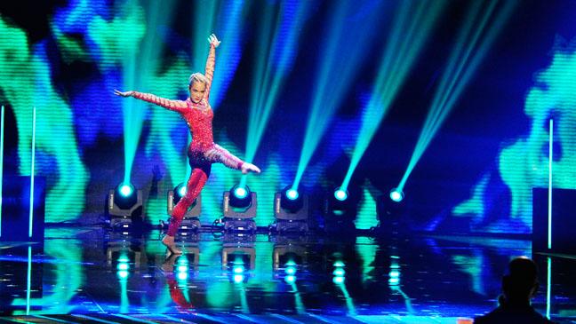 America's Got Talent 8/21 - H 2012