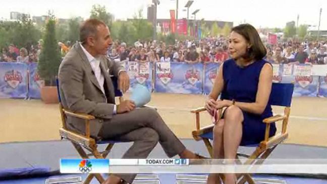 Ann Curry Matt Lauer screen grab - H 2012