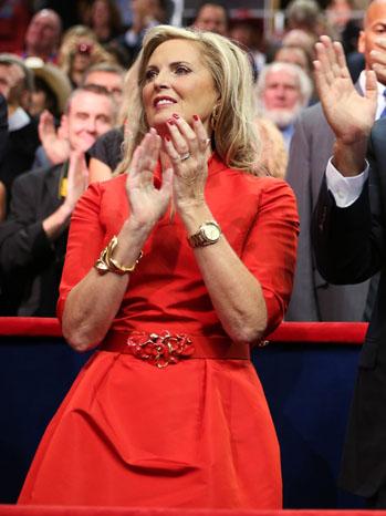 Ann Romney Red - P 2012