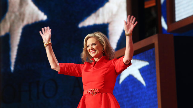 Republican National Convention Ann Romney - H 2012