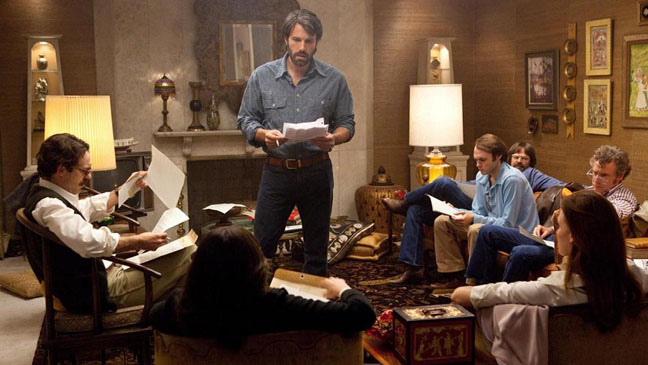 Argo Ben Affleck Room - H 2012
