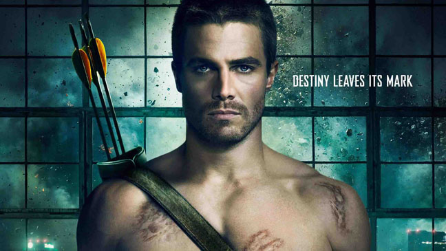Arrow Poster - H 2012