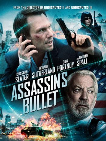Assassin's Bullet Poster - P 2012