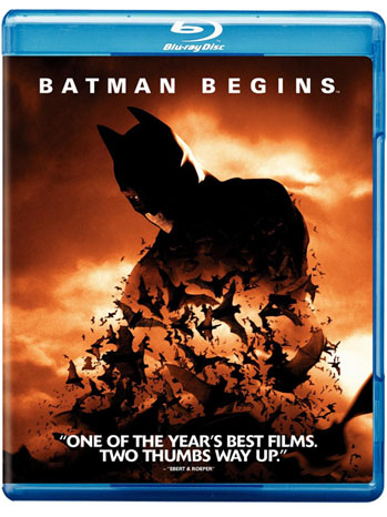 Batman Begins BR Art 2012