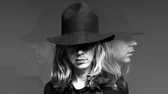 Beck publicity 2008 b and w L