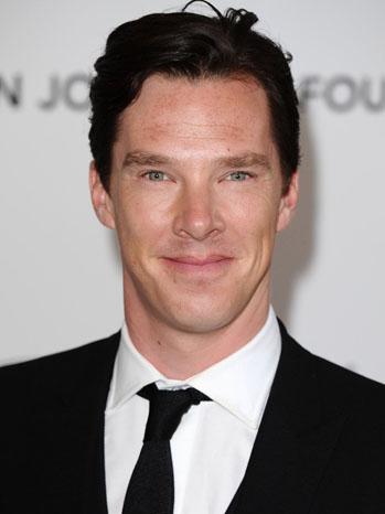 Benedict Cumberbatch Headshot - P 2012