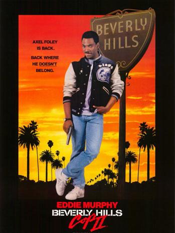 """""""Beverly Hills Cop II"""" (1987)"""