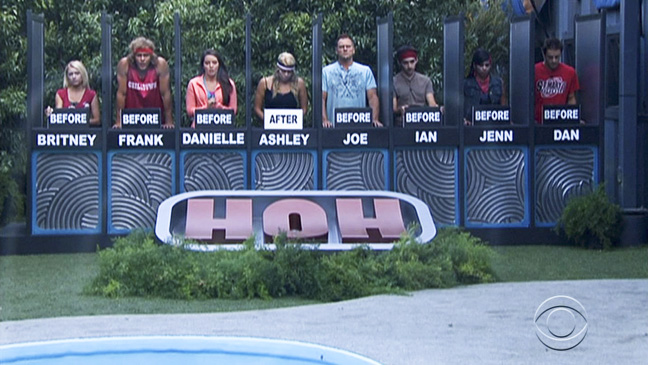 Big Brother 8/24 - H 2012