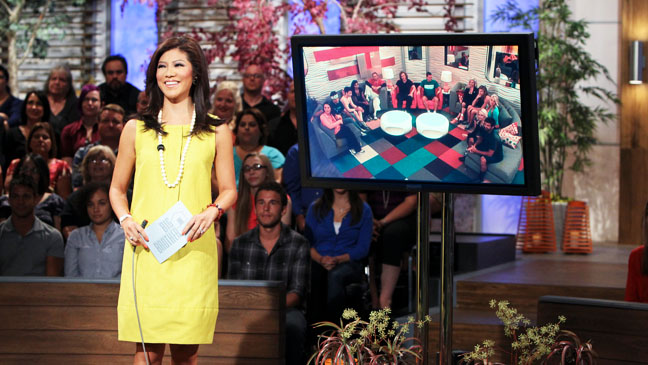 Big Brother Live 8/2 Julie Chen - H 2012