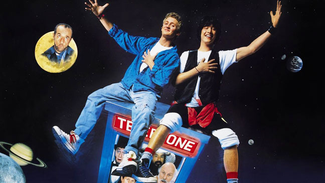 Bill and Ted's Excellent Adventure - H 2012