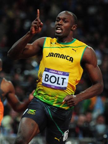 Usain Bolt - P 2012