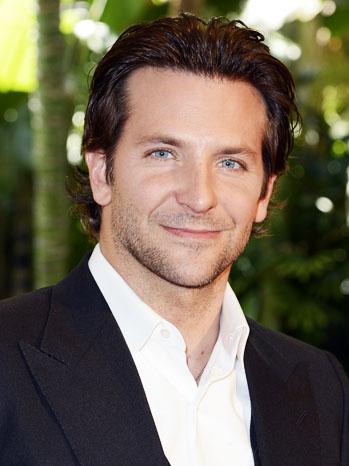 Bradley Cooper Headshot - P 2012