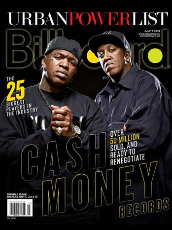 Cash Money Billboard cover P