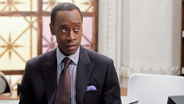 """LEAD ACTOR COMEDY: Don Cheadle, """"House of Lies"""" (Showtime)"""