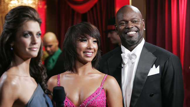 Dancing with the Stars Cheryl Burke Emmit Smith - H 2012