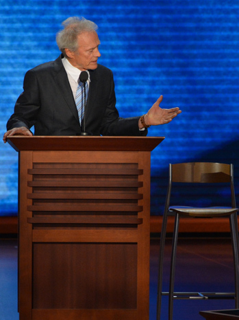 Clint Eastwood Addresses RNC - P 2012