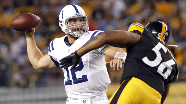 Colts Steelers 8/19 - H 2012