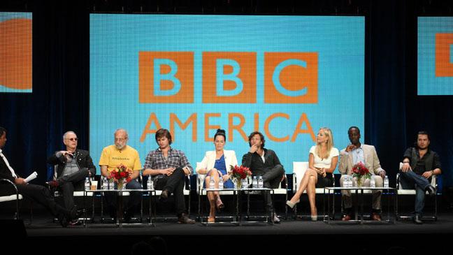 Copper Panel TCA Tour BBC - H 2012