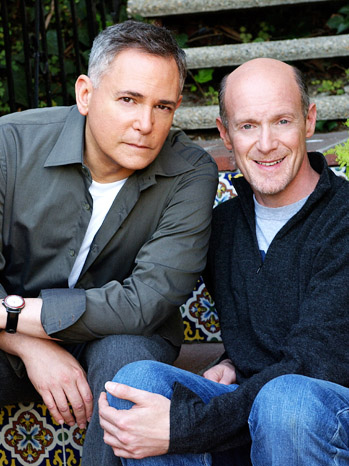 Craig Zadan and Neil Meron Headshot - P 2012