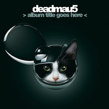 Deadmau5 album title cover P