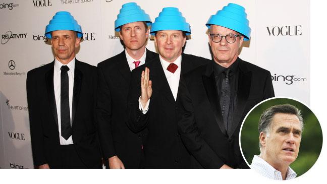 Devo Mitt Romney Inset - H 2012
